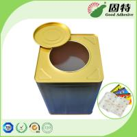Buy cheap Indoor Fly Trap Yellowish Pur Hot Melt Adhesive Rubber Like Solid from wholesalers