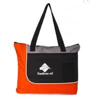Buy cheap Designer Best Large Polyester Beach Tote Bag-HAS14018 product