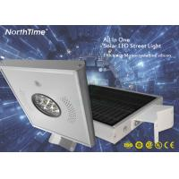 Buy cheap Adjustable Angle Integrated Solar Street Lamp For Construction Sites from wholesalers