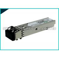 Buy cheap 9 / 125 Um SFP Fiber Optic Transceiver Module 1000 Mpbs SM LC WDDM 20 km from wholesalers