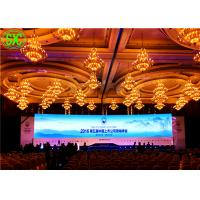 Buy cheap P2.5 aluminum cabinet Indoor Full Color LED Video Display for Conference room from wholesalers