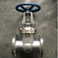 Buy cheap Z41W-25P GB Metal Gate Valve ,  Flange Gate  3 Inch Stainless Steel Gate Valve from wholesalers