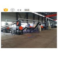 Buy cheap High capacity waste tire recycling production line for rubber crumbs or rubber powder from wholesalers