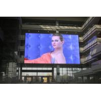 Buy cheap Slim P4.81 P5.95 HD Outdoor Smd Led Advertising Displays with Wide Viewing Angle 140°/140° from wholesalers