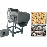 Buy cheap Fully Automatic Raw Cashew Nut Grading Shelling Machine, Processing Unit 300 Kg from wholesalers