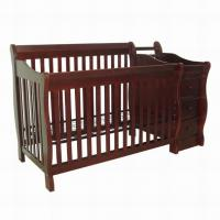 Buy cheap High quality durable New Zealand solid wooden baby crib baby cot baby bed from wholesalers