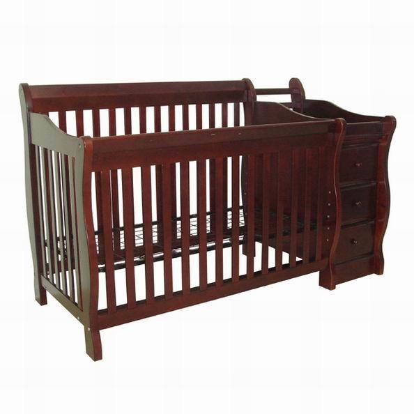 Unfinished Baby Crib Unfinished Mahogany Furniture