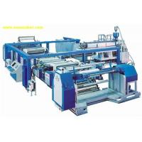 Buy cheap High performance Auto dry plastic Film Lamination Machine laminated PE from wholesalers