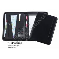 Buy cheap Leather document folder BKPZ0045 from wholesalers