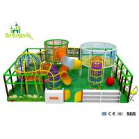 Buy cheap Soft Giant Indoor Playground , Family Fun Indoor Playground For 2 Year Old product