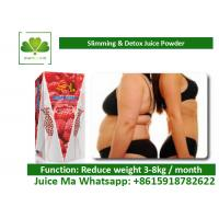 Detox Colon Cleanse Fruit Drinks Powder Raspberry Ketone Slimming Juice