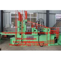 Buy cheap Full-auto PLC Transformer Tank Corrugated Fins Production Line product