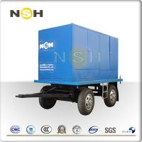 Buy cheap Water Gas Transformer Oil Purification Plant Trailer Mounted Double Axle Cargo from wholesalers