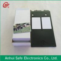 Buy cheap printable blank inkjet pvc card for inkjet printer from wholesalers