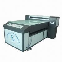 Buy cheap Universal Flatbed Printer with CE Certification product