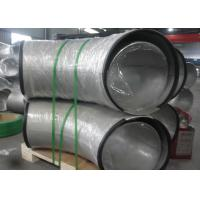 Buy cheap Light Weight  304 Stainless Steel Weld Fittings High Temperature Resistant from wholesalers