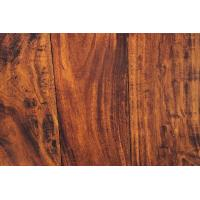 Buy cheap hand scraped acacia wood flooring from Foshan factory from wholesalers