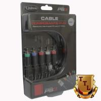 Buy cheap CABLE COMPOSANTE-YUV for PS3/component av cable for ps3 from wholesalers