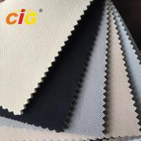 Buy cheap 100% Polyester Auto Upholstery Fabric , Car Headliner Fabric With 4mm Foam Backed product