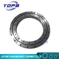 Buy cheap XSU140414 Single-row Crossed Roller Slewing Ring Bearings 344x484x56mm without gear Replace INA Brand from wholesalers