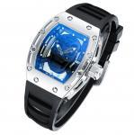 Buy cheap Men's Alloy Wrist Watch , Metal Quartz Wrist Watch , Skeleton Watch dial Japan Movement Waterproof  Men Watch from wholesalers