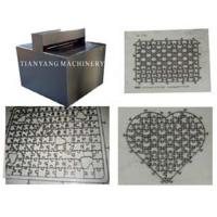 Buy cheap JIGSAW PUZZLE MACHINE TYC-26 from wholesalers