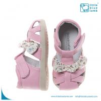 Buy cheap fashion leather children shoes with bowknots UI-B65009PK from wholesalers