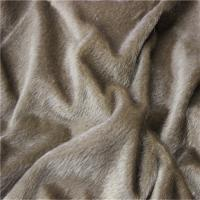 Buy cheap classic colorful  Soft Toy Making Fabric baby textiles velboa polyester from wholesalers