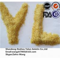 Buy cheap techincal gelatin100-280bloom used for painball and macth use(YL161119) from wholesalers