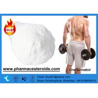 Buy cheap Steroid Oral Turinabol (4-Chlorodehydromethyltestosterone) CAS 2446-23-3 from wholesalers