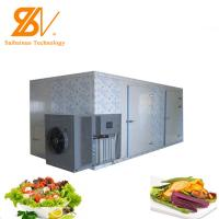 Buy cheap Belt Mesh Fruit Vegetable Grain Drying Machine Commercial Industrial Dehydration from wholesalers