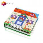 Buy cheap Recyclable CMYK Color Satin Finish Custom Pop Up Puzzle Book Printing from wholesalers