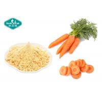 Buy cheap Fruit and Vegetable Powder Carrot Powder​ in Fine Light Orange Powder from wholesalers