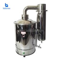 Buy cheap  Stainless Steel Laboratory Electric Water Distiller 200 Liter product