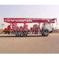 Buy cheap Highly Efficient Water Well Drilling Rig SIN600 105mm - 305mm from wholesalers