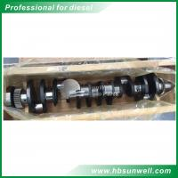 Buy cheap ISDe Electronic Diesel Engine Crankshaft 4934862 High Performance Supply product