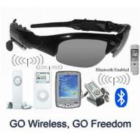 Buy cheap Mp3 Sunglasses player from wholesalers