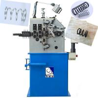 Buy cheap High Efficient 380V Compression Spring Machine With 2.7KW Servo System product