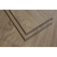 Buy cheap wear resistant UV coating embossed PVC click lock vinyl flooring planks from wholesalers