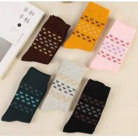 Buy cheap custom made women's dress socks from wholesalers