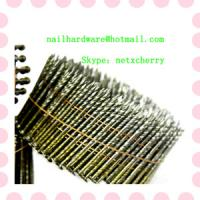 Buy cheap Coil nails for nail gun from wholesalers