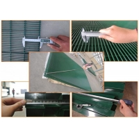 Buy cheap china supplier anti climb prison 358 fence / high security fence / 358 fence from wholesalers