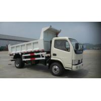 Buy cheap dongfeng light tipper truck 3 tons -10t ons from wholesalers