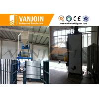 Energy saving High output Cement Wall Panel Forming Machine 30KW - 100KW