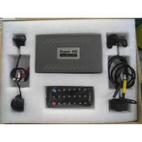Buy cheap DVR Waterproof Car Backup Camera Systems , Universal 360 Degree Bird View Parking System from wholesalers