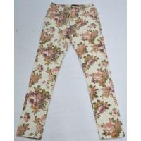 Buy cheap Floral Printing Jeans (CFW007PL) product