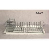 Buy cheap steel kitchen rack and dish rack from wholesalers