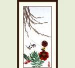 Buy cheap Framed pressed flower art from wholesalers