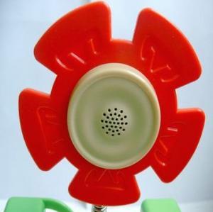 Buy cheap MINI USB SPEAKER FLOWER SHAPE SPEAKER product