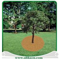 Buy cheap Mulch Mat Round Shaped from wholesalers